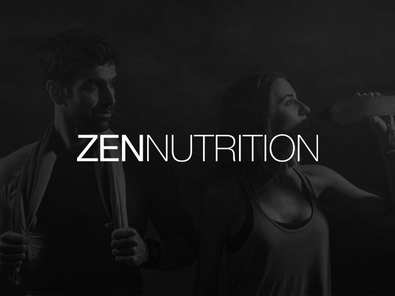 ZEN NUTRITION ゼンニュートリションについて