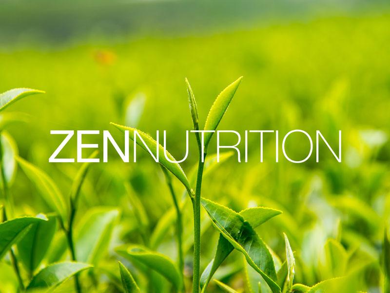 ZENNUTRITION ゼンニュートリション 天然と安全のこだわり