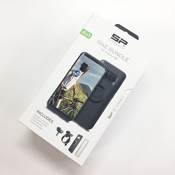 【OUTLET】SPCONNECT BIKE BUNDLE/エスピーコネクト バイクバンドル for Galaxy S8