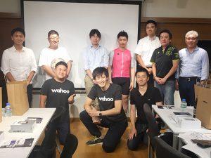 イベント終了!第2回【wahooサイクルコンピューター説明会/ノベルティ付き】ご参加ありがとうございました!