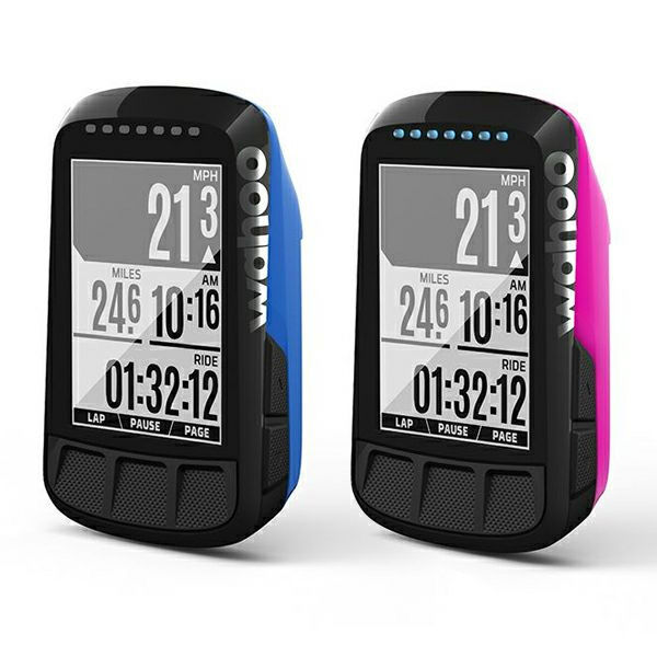 Wahoo ELEMNT BOLT GPS Bike Computer/WFCC3/ワフー エレメントボルト限定カラー