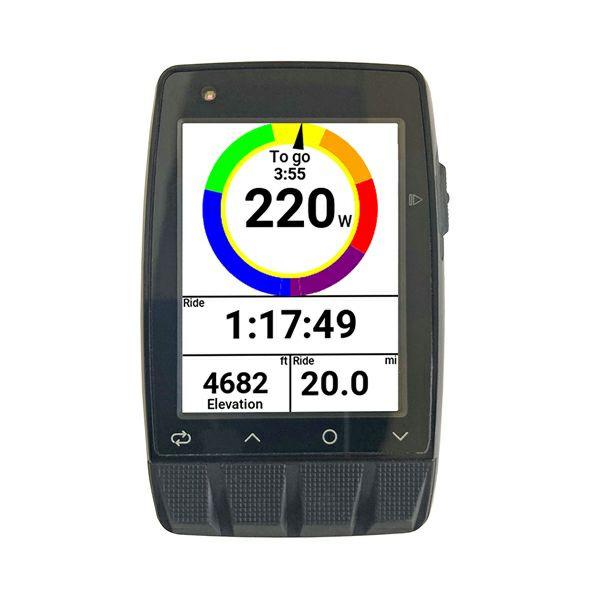 DASH M50 GPS Cycling Computer/ステージズ ダッシュ M50 GPSサイクリングコンピューター