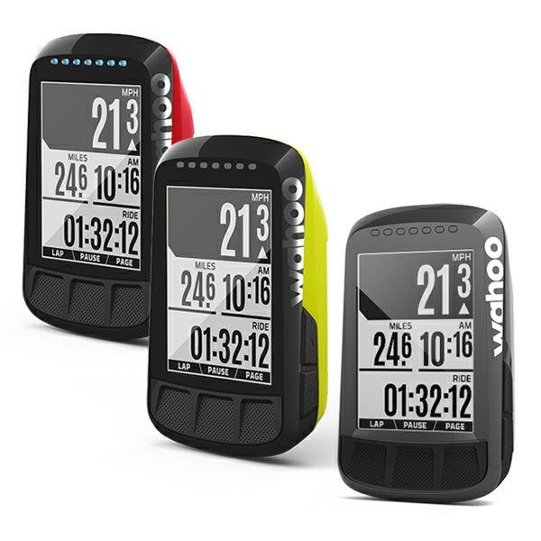Wahoo ELEMNT BOLT GPS Bike Computer/WFCC3/ワフー エレメントボルト