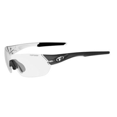 Tifosi Slice ティフォージ サングラス ブラック/ホワイト【調光レンズモデル】