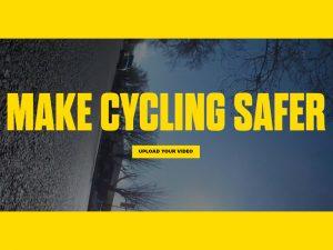 【CYCLIQ】事故などが起きた場所と映像を共有できるサイトをアップ!