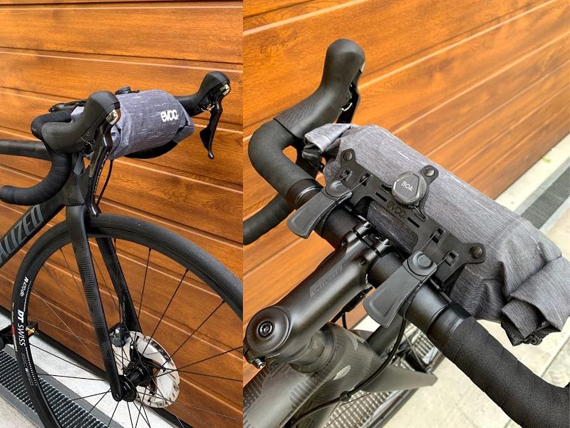 【営業メンバーブログ】バリスタライダー元木、簡単バイクパッキングの巻
