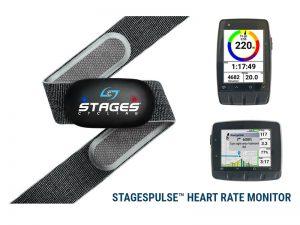 【8/31まで】Stages DASH M50/L50をご購入の方に「STAGESPULSE」ハートレートモニタープレゼント!!