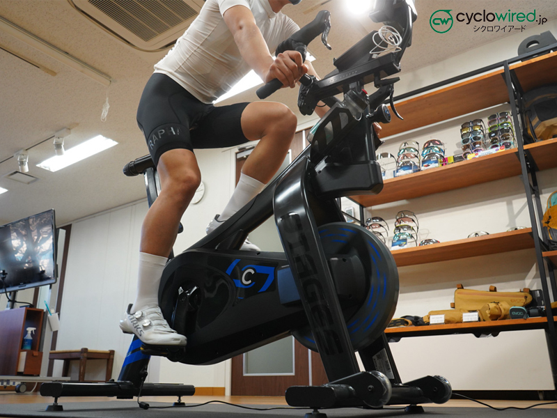 【cyclowired掲載】堅牢性と安定性を兼ね備えたスマートバイク、STAGES BIKEをテスト!