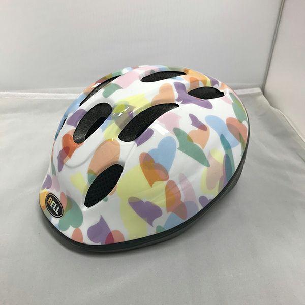 ZOOM2(ズーム2) 子供用ヘルメット ブラック/レッド フレイムス XS/S