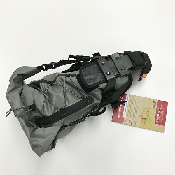 OUTPOST ELITE UNVERSAL SEAT PACK AND DRY BAGS